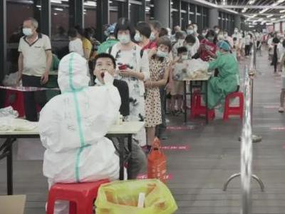 廣州增城18小時完成核酸采樣逾147萬人