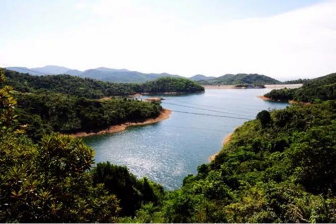 红花岭水库