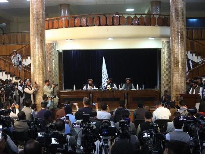 阿富汗塔利班说计划组建一个包容性政府