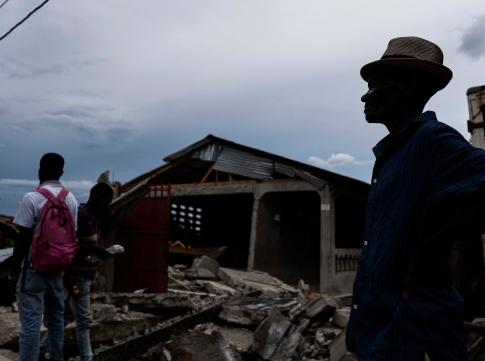 海地西部地震死亡总数升至1941人